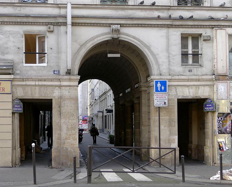 Fichier:P1220787 Paris X rue Gustave-Goublier rwk.jpg