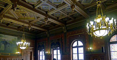 Mairie du 14e arrondissement de paris wikip dia - Hotel miroir plafond paris ...