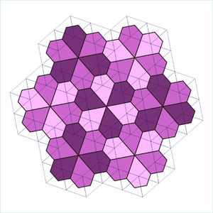 Snub trihexagonal tiling - Image: P7 dual
