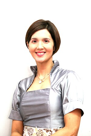 Photo of Philippine Senator Pia S. Cayetano