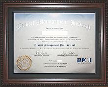 Project Management Professional - Wikipedia
