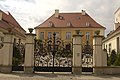 Pałac biskupi - Ostrów Tumski, Wrocław - panoramio.jpg
