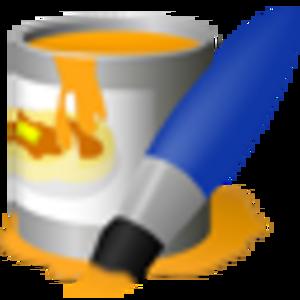 Paintbrush (software) - Image: Paintbrush Icon