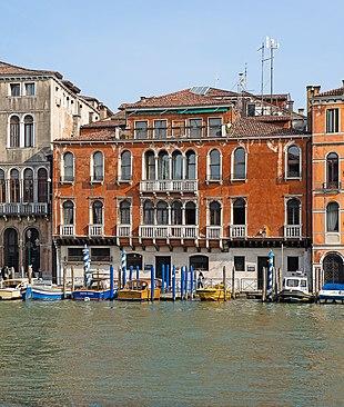 Palazzo Cavalli, sede del Centro Previsioni e Segnalazioni Maree del Comune di Venezia.