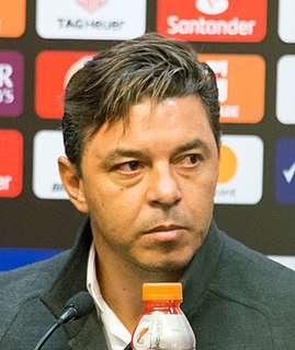 Marcelo Gallardo Argentine association football player