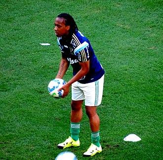 Arouca (footballer) - Arouca in 2015.