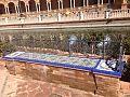 Panchina in porcellana in Piazza di Spagna.Siviglia.jpg