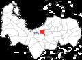Pangasinan Locator map-Calasiao.png