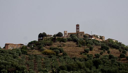 Panorama Montepescali (GR)