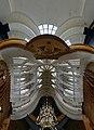 Panorama photo of the interior of Grote of Onze Lieve Vrouwekerk (Harderwijk) XVI.jpg