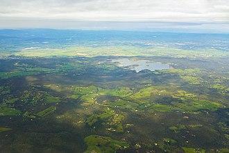 Panton Hill, Victoria - Farmland in Panton Hill