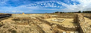 Paphos panorama - Cyprus - 3 May 2015