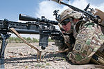 Paratroopers engage enemy in Ghazni province DVIDS585717.jpg
