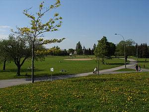 Jarry Park - Image: Parc Jarry