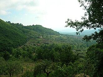 Cilento - National Park nearby Cannalonga