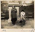 Paris. 11-3-1917. Jardin du Luxembourg. - Fonds Berthelé - 49Fi1878-19.jpg