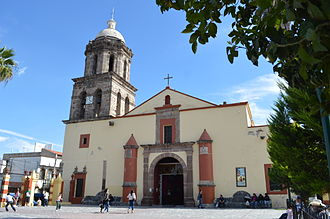 Tonalá, Jalisco - Santiago Apostol Parish