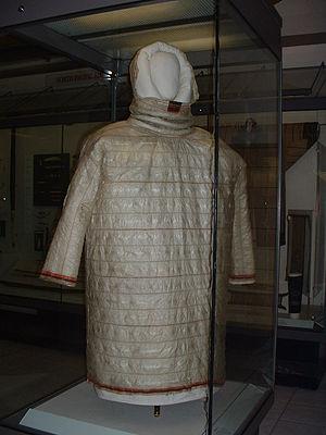 Kamleika - A Kamleika displayed at the Royal Albert Memorial Museum & Art Gallery