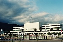 Pakistan-Government and politics-Parliament House, Islamabad by Usman Ghani