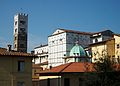 Part posterior de la catedral de Lucca.JPG