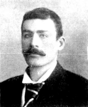 Pat O'Loughlin - O'Loughlin in 1899