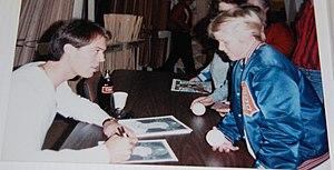 Pat Sheridan - Image: Pat Sheridan 1 1988 Ann Arbor