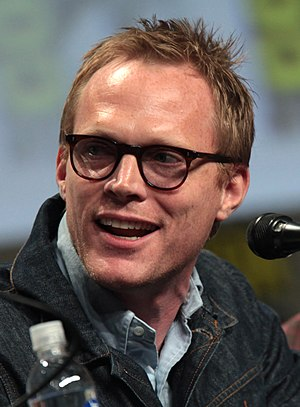 Paul Bettany - Bettany at the 2014 San Diego Comic-Con International