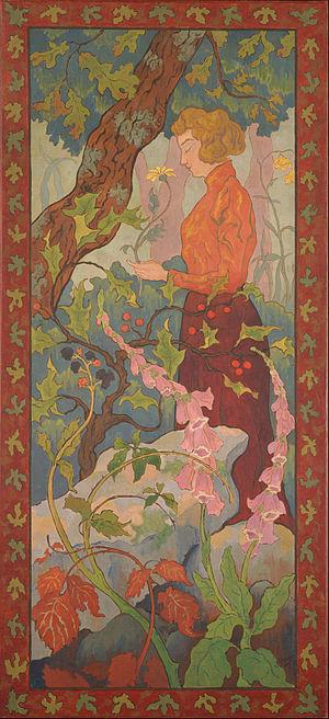RANSON Paul Elie  Digitales 1899