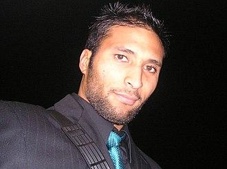 Paul Whatuira - Whatuira in 2004