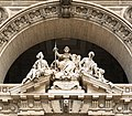 Pediment courthouse, Rome, Italy.jpg