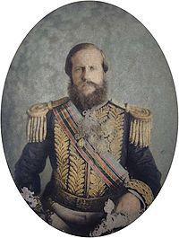 Pedro II of Brazil in the Paraguayan War - Wikipedia | 200 x 265 jpeg 16kB