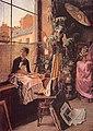 Pedro Weingärtner - No atelier, 1884.jpg