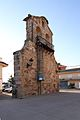 Pelabravo, Espadaña de Iglesia San Juan Bautista.jpg