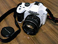 Pentax K-x with SMC Takumar 1.4-50 (4696091057).jpg