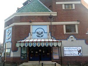 People's Theatre, Newcastle upon Tyne - Image: Peoples Theatre, Heaton, Newcastle
