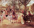 Perez Alonso A Cafe By The River.jpg