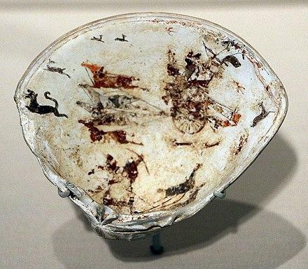 戦車射手、c。 紀元前300年