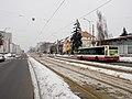 Petřiny, ulice Na Petřinách.jpg