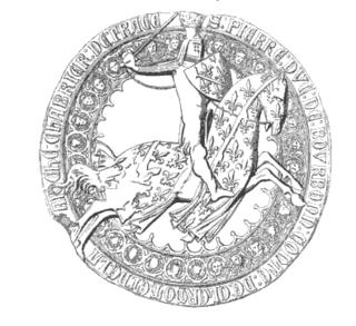 Peter I, Duke of Bourbon Duke of Bourbon