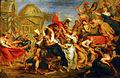 Peter Paul Rubens (taller) - Rapto de las Sabinas.jpg