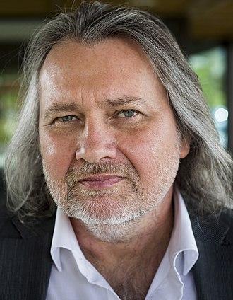 Peter Schwerdtfeger - Image: Peter Schwerdtfeger (Photo taken in 2014)