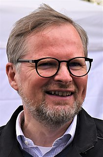 Petr Fiala Czech politician