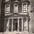Petra, Al Khazneh 1960.jpg