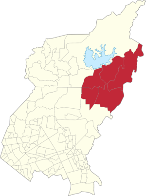 Legislative districts of Quezon City - 2nd District of Quezon City