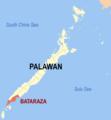 Ph locator palawan bataraza.png