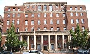 Wills Eye Hospital - Wills Hospital (building located at 1601 Spring Garden Street Philadelphia, Pennsylvania from 1932-1980)
