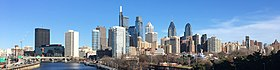 Philadelphia skyline from LBC Surf Club Street Bridge January 2020 (rotate 2 degrees perspective correction crop 4-1).jpg