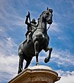 Philip III and the Plaza Mayor in Madrid.jpg