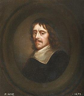 Philip Nye English theologian
