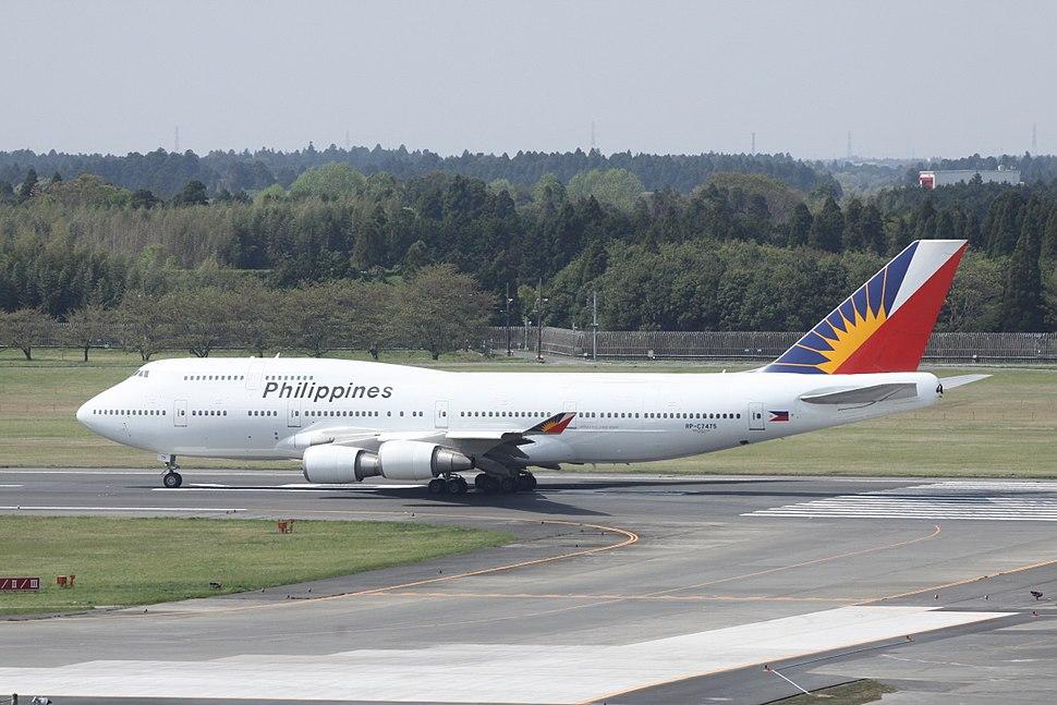 Philippines B747-400M(RP-C7475) (3455801094)
